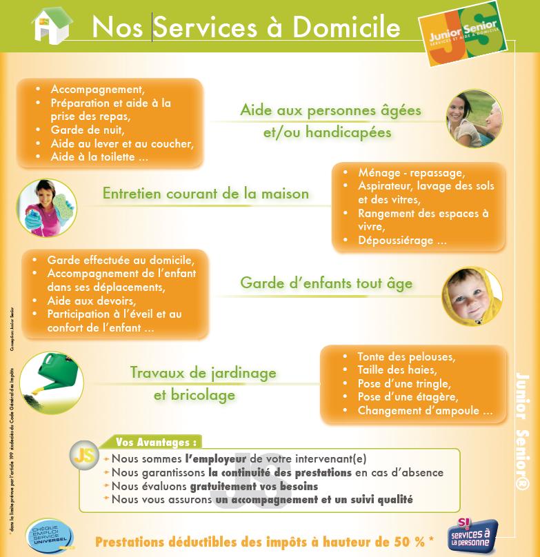 Le blog de junior senior aide domicile l 39 actualit for Travaux de jardinage a domicile